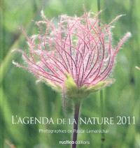 L'agenda de la nature 2011