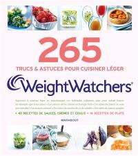 265 trucs & astuces pour cuisiner léger