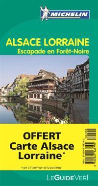 Alsace Lorraine : escapade en Forêt-Noire