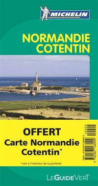 Normandie, Cotentin : îles anglo-normandes