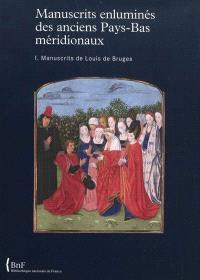 Manuscrits enluminés de la Bibliothèque nationale de France, Manuscrits enluminés des anciens Pays-Bas méridionaux, Manuscrits de Louis de Bruges