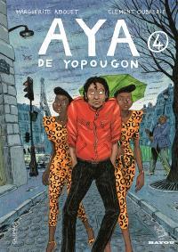 Aya de Yopougon. Volume 4