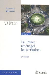 France : aménager les territoires