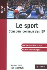 Le sport : politiques, cultures et sociétés
