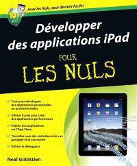 Développer des applications iPad pour les nuls