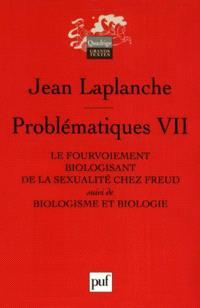 Problématiques. Volume 7