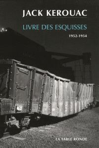 Livre des esquisses : 1952-1954