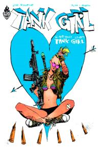 Tank girl, Everybody loves Tank girl
