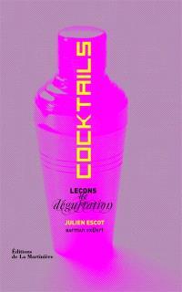 Cocktails : leçons de dégustation
