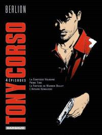 Tony Corso : intégrale