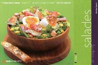Barbecue. Salades
