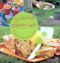 Cuisine de plein air : pique-niques, barbecues, casse-croûtes