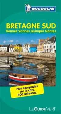 Bretagne Sud : Rennes, Vannes, Quimper, Nantes