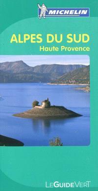 Alpes du Sud, Haute Provence
