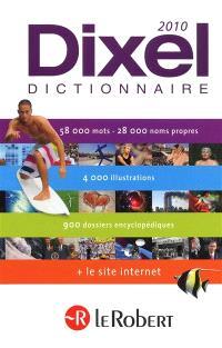 Dictionnaire Dixel 2010