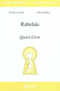 Rabelais, Quart livre