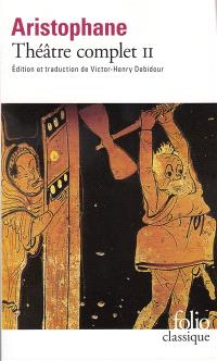 Théâtre complet. Volume 2