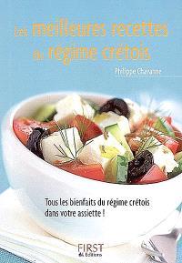 Les meilleures recettes du régime crétois