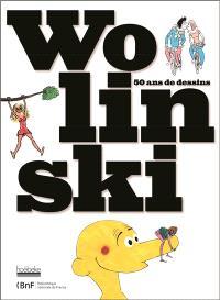 Wolinski : 50 ans de dessins