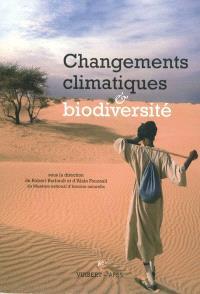 Changements climatiques & biodiversité