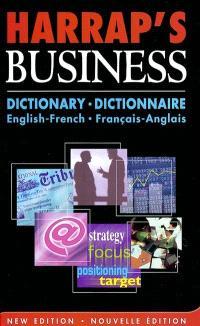 Harrap's business : dictionary English-French = Dictionnaire français-anglais