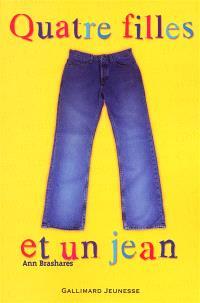 Quatre filles et un jean. Volume 1