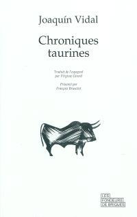 Chroniques taurines