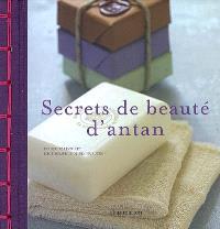 Secrets de beauté d'antan