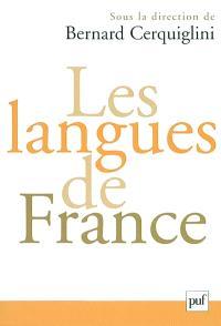 Les langues de France