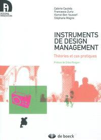 Instruments de design management : théories et cas pratiques