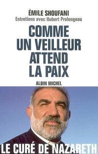 Comme un veilleur attend la paix : entretiens avec Hubert Prolongeau