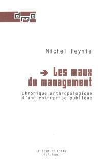 Les maux du management : chronique anthropologique d'une entreprise publique
