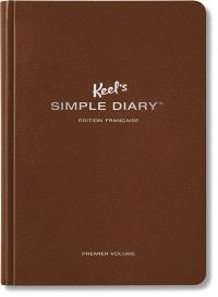 Keel's simple diary : édition française. Volume 1, Marron