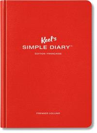 Keel's simple diary : édition française. Volume 1, Rouge