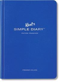 Keel's simple diary : édition française. Volume 1, Bleu roi