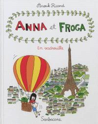 Anna et Froga. Volume 5, En vadrouille