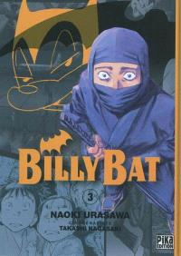 Billy Bat. Volume 3