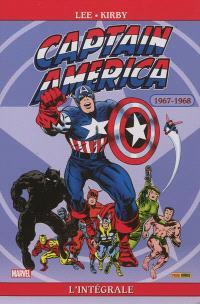 Captain America : l'intégrale, 1967-1968