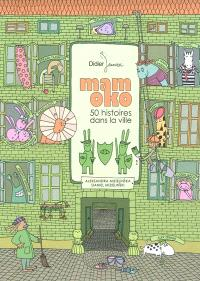 Mamoko : 50 histoires dans la ville