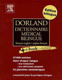 Dorland dictionnaire médical bilingue : français-anglais, anglais-français
