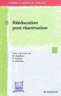 Rééducation post-réanimation