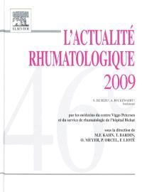 L'actualité rhumatologique 2009