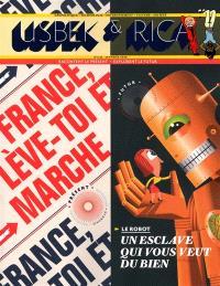 Usbek & Rica. n° 2, Le robot : un esclave qui vous veut du bien