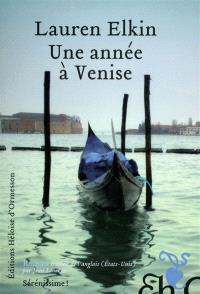Une année à Venise