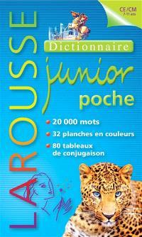 Dictionnaire junior poche : CE-CM, 7-11 ans