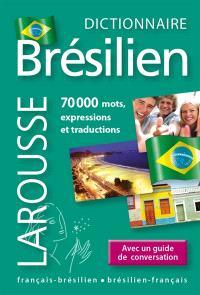 Mini dictionnaire brésilien : français-brésilien, brésilien-français = Dicionario mini português : francês-português, português-francês