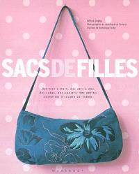Sacs de filles : des sacs à main, des sacs à dos, des cabas, des paniers, des petites pochettes à coudre soi-même
