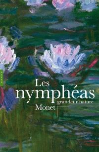 Les Nymphéas de Monet : grandeur nature