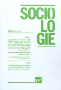 Sociologie. n° 2 (2010)