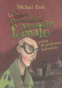 La sata normaléfic assassin fernale potion du professeur Laboulette